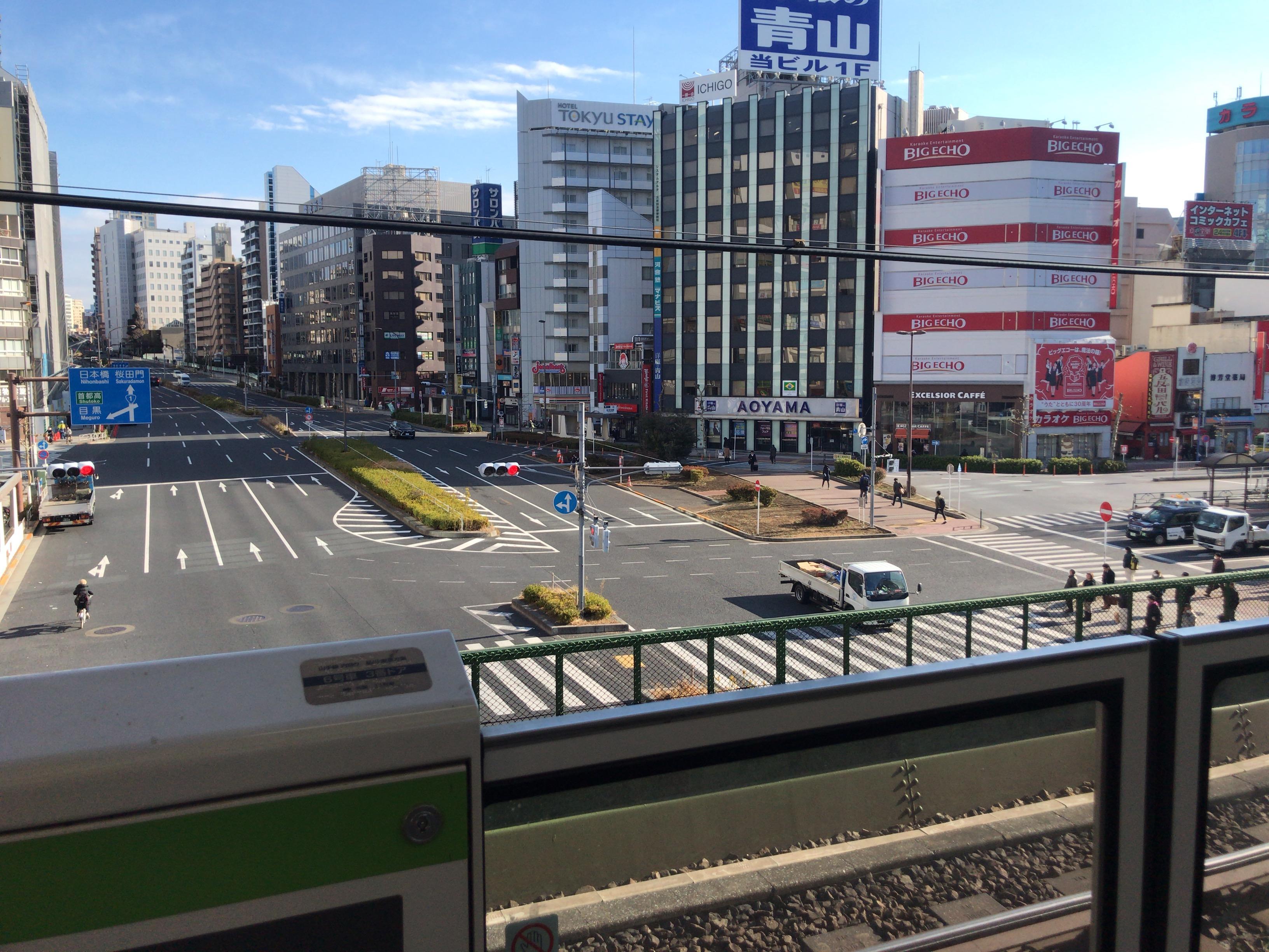 五反田駅周辺の人口
