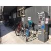 大崎広小路の駐輪場です。桜小路にあります。...