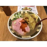 すごい煮干ラーメン 凪 五反田西口店
