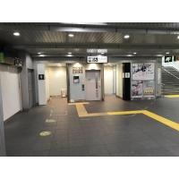 五反田駅のトイレ