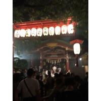 居木神社 納涼祭