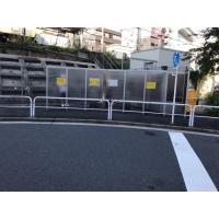 東五反田の喫煙所